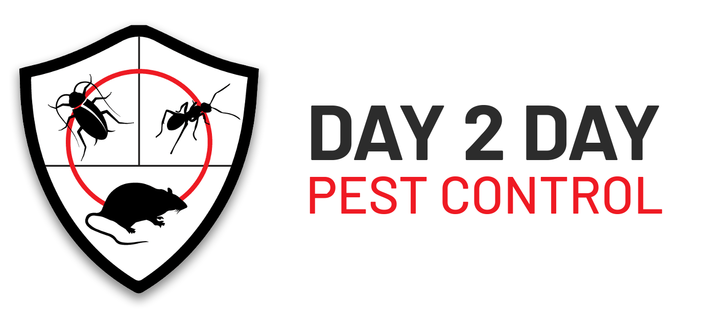 Day 2 Day Pest Control Logo